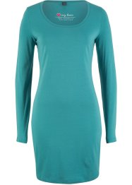 Stretch-Shirtkleid, Langarm, bpc bonprix collection