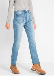 Hoch geschnittene Stretch-Jeans, bpc bonprix collection