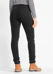 Thermo-Leggings mit Rippbund, bpc bonprix collection