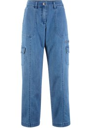 7/8-Cargo-Jeans, Straight, bpc bonprix collection