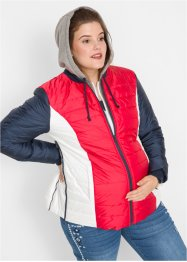 Umstands-Steppjacke mit Sweateinsätzen, bpc bonprix collection