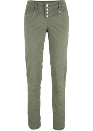 Stretch-Hose mit Crash-Effekt, bpc bonprix collection