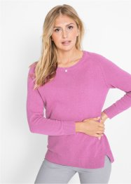 Strickpullover, Recycled Baumwolle, bpc bonprix collection