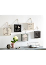 Bilder Set (5-tlg. Set), bpc living bonprix collection