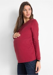 Umstandsshirt Langarm Basic, bpc bonprix collection