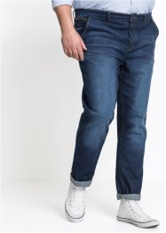 Stretch-Jeans-Chino Slim Fit Straight, RAINBOW