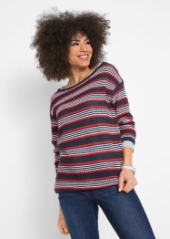 Pullover, 3/4 Arm, John Baner JEANSWEAR