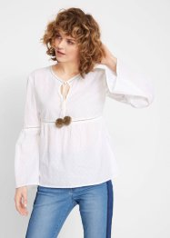 Bluse mit Spitzendetails - designt von Maite Kelly, bpc bonprix collection