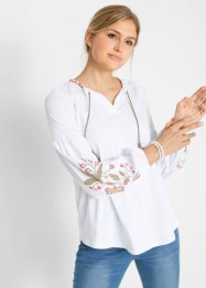 Langarm Shirt mit Ballonärmeln - designt von Maite Kelly, bpc bonprix collection