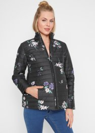 Umstandssteppjacke, Blumendruck, bpc bonprix collection
