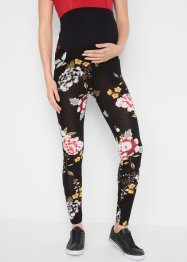 Umstandsleggings mit Blumendruck, bpc bonprix collection