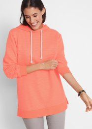 Sweatshirt mit Struktur, bpc bonprix collection