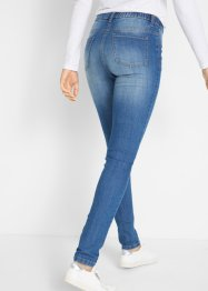 Jeans-Jeggins mit Bequembund, Skinny, bpc bonprix collection