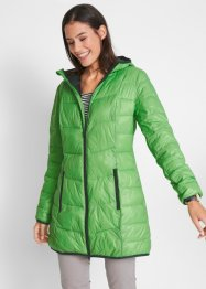 Long-Steppjacke, 2-farbig, bpc bonprix collection