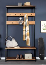 Garderobe mit Bank, bpc living bonprix collection