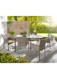 Gartenmöbel Set (7-tlg.Set), bpc living bonprix collection