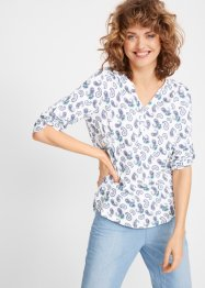 Shirt-Tunika, 3/4-Arm, bpc bonprix collection