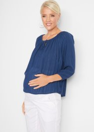 Umstands-Crinkle-Bluse, bpc bonprix collection