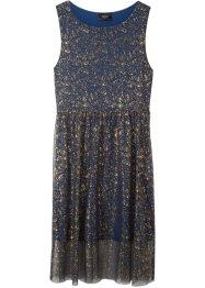 Blaues kleid 146