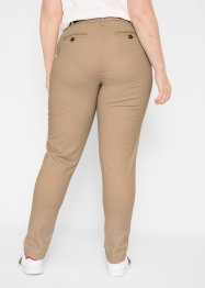 Chino-Hose mit Bequembund, bpc bonprix collection