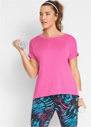 Funktions-Sportshirt, kurzarm, bpc bonprix collection