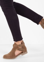 Stiefelette mit Cutouts, bpc bonprix collection