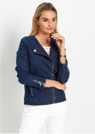 Jeans-Bikerjacke, bpc selection
