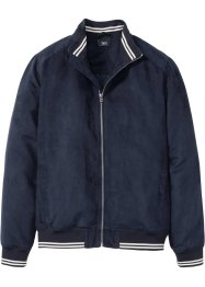 Velourslederimitat-Jacke, bpc bonprix collection