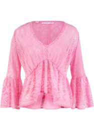 Maite Kelly Shirtbluse aus Spitze, bpc bonprix collection