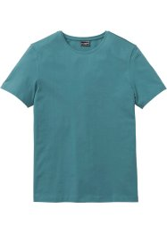 T-Shirt mit Stretch Slim Fit, RAINBOW