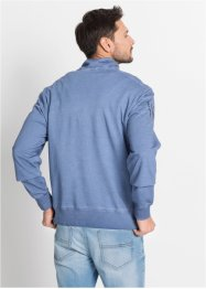 Sweatshirt in gewaschener Optik, John Baner JEANSWEAR