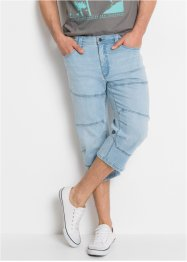 3/4 Stretch-Jeans Regular fit, John Baner JEANSWEAR