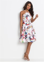 Kleid mit Schmetterlingen, BODYFLIRT boutique