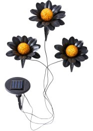 "Solar Leuchte ""Flower"" 3er-Set, bpc living"