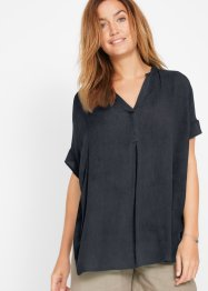 Tunika-Shirt aus Krepp-Ware, bpc bonprix collection