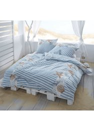 Bettwäsche mit maritimen Design, bpc living bonprix collection