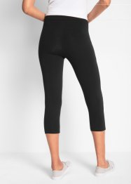 Stretch-Capri-Leggings (2er-Pack), bpc bonprix collection
