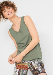 Baumwoll Top, bpc bonprix collection