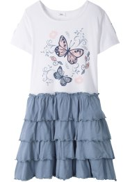 Shirtkleid mit Volants, bpc bonprix collection
