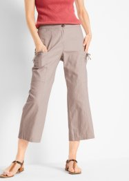 7/8-Leinenhose, bpc bonprix collection