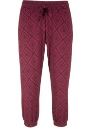 Bedruckte 3/4-Hose, bpc bonprix collection