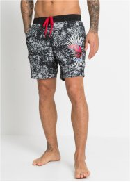 Strand-Long-Shorts Regular Fit, RAINBOW