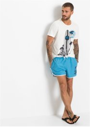 Strand-Shorts, Regular Fit, RAINBOW