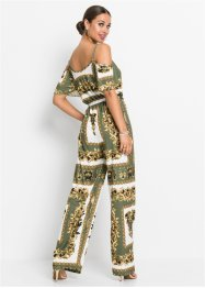 Jumpsuit mit Druck, BODYFLIRT boutique