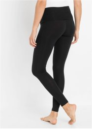 Umstandsleggings mit Bio-Baumwolle, bpc bonprix collection - Nice Size