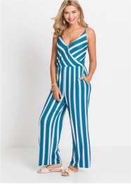 Jumpsuit in Wickeloptik, RAINBOW