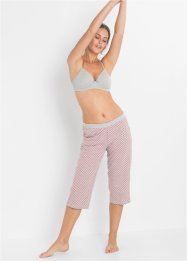 Capri Pyjama Hose (2er Pack), bpc bonprix collection