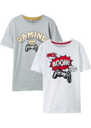 Cooles T-Shirt mit Print, bpc bonprix collection