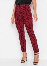 Hose mit Animalprint, BODYFLIRT