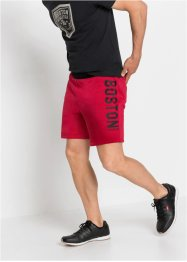 Sweat-Long-Shorts mit Druck, bpc bonprix collection